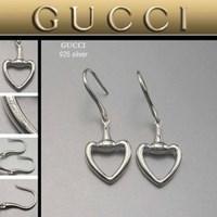 Серьги Gucci 030