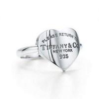 Кольцо Tiffany 124
