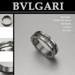 Кольцо Bvlgari sts 023