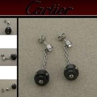 Серьги Cartier sts 113